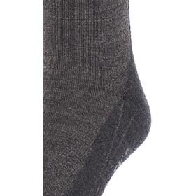 Falke TK2 Wool sukat Miehet, smog
